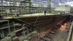 Severnaya Shipyard: Photo credit Rianavosti (Alexei Danichev)