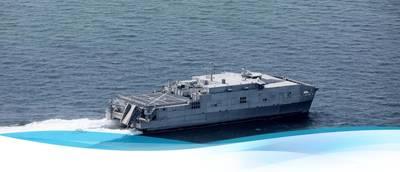 Expeditionary Fast Transport (EPF 7) Photo AUSTAL USA