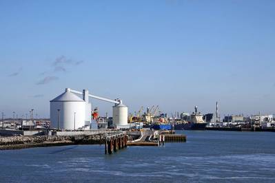 File Image: Calais Port. (CREDIT: AdobeStock / (c) Kristina Rutten)