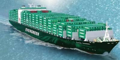 File Image: Evergreen Marine Corp
