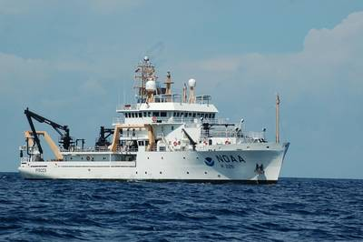 File Image: NOAA Research / Survey vessel