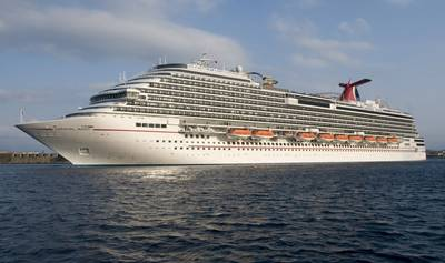 File image of a Carnival cruise liner (CREDIT: Carnival)