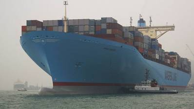 (File photo: A.P. Moller - Maersk)