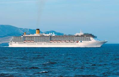File photo: Costa Atlantica (Photo: Carnival Corp)