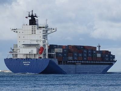 File photo: Diana Containerships