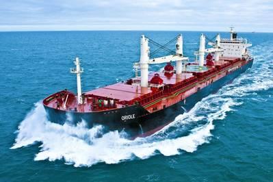 File photo: Eagle Bulk Shipping