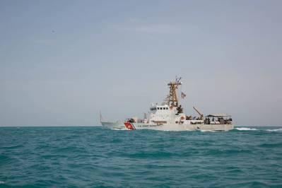 FILE PHOTO: Island-class patrol boat USCGC Maui (WPB 1304). (Photo: Meleesa Gutierrez / U.S. Army)