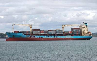 File Photo: Maersk Alabama