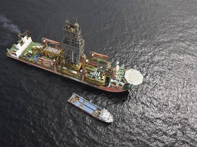 (File photo: Maersk Oil)
