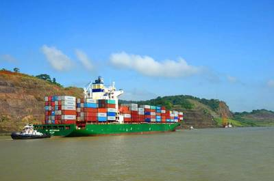 File photo: Panama Canal Authority