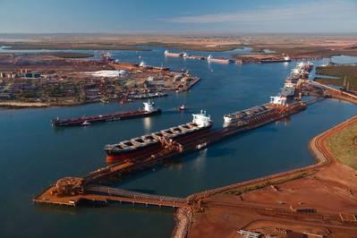 (File photo: Pilbara Ports Authority)