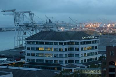 (File photo: Port of Oakland)
