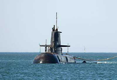 (File photo: Royal Australian Navy)