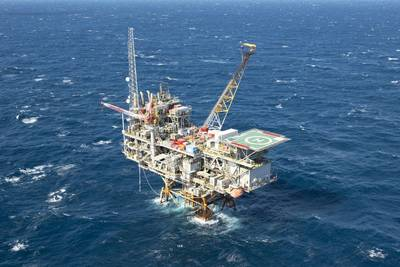 File photo: Shell's Enchilada Fixed-Leg Platform