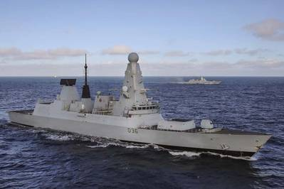 (File photo: UK Royal Navy)