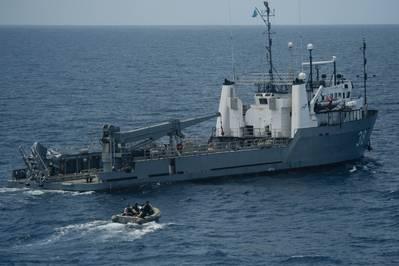 (File photo: William Jamieson / U.S. Navy)