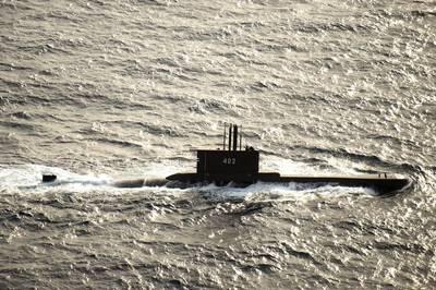 File Photo:.RI Nanggala (402) Credit: U.S: Pacific Fleet/ CC BY-NC 2.0