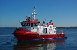 "Fireboat ""American United"""