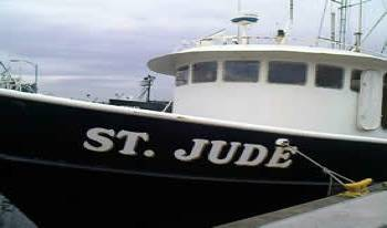Fishing Boat St. Jude: Photo credit Owner
