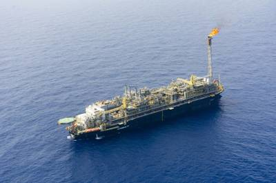 For illustration only: FPSO P-77/ Image by André Ribeiro/ Agência Petrobras