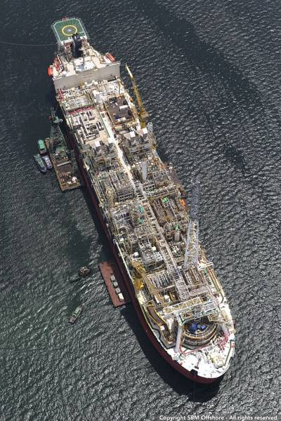 SBM Offshore Awards Keppel Deal For Two Fpsos