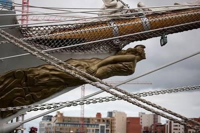 Fragata Libertad: Photo credit Wikimedia CCL