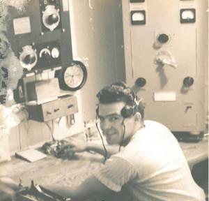 Frank L. Beier, circa 1938 (Photo: Beier Radio)