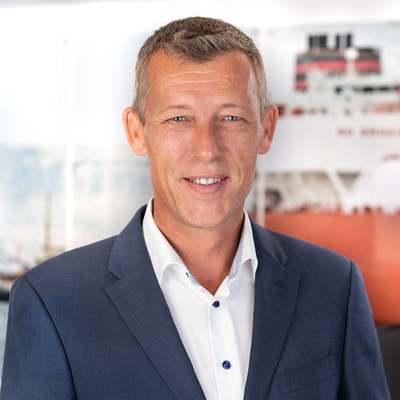 Fred Jeeninga, Cluster Managing Director, Continental Europe (Photo: Svitzer)