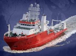 'Fugro Equator: Photo courtesy of Fugro