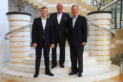 GAC Group Leaders: Photo credit GAC