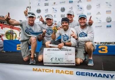 GAC Pindar Crew: Photo credit GAC