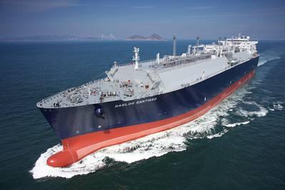 GasLog's Santiago vessel (Photo: Wärtsilä)