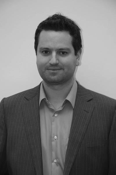 Gavin Sutcliffe (Photo: Gastech).