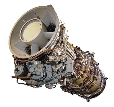 GE LM2500 (Photo: GE Marine)