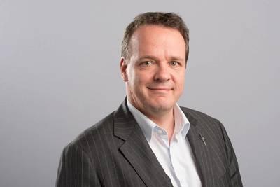 Gerbrand Schalkwijk, Chief Sales Officer (Photo: Inmarsat Maritime)
