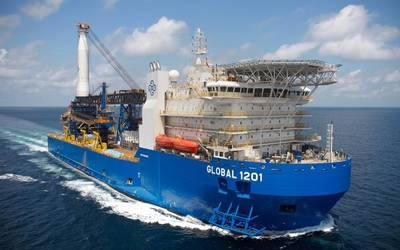 Global 1201: Photo courtesy of Technip