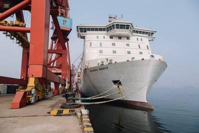 Global Mercy (Photo: Mercy Ships)