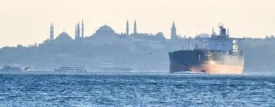 Güngen is to deploy Kongsberg Digital's Vessel Insight infrastructure across its entire Suezmax tanker fleet. Photo courtesy Kongsberg Digital