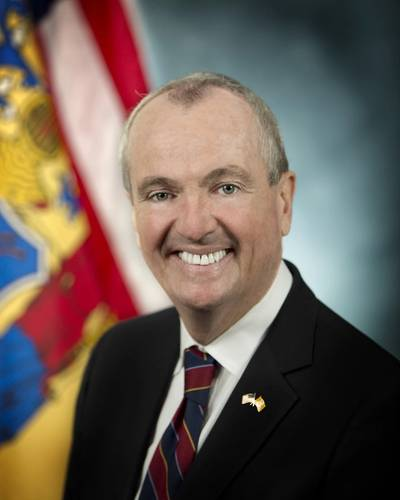 Governor Phil Murphy. Photo: © State of New Jersey