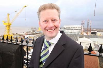 Graham O'Hare, Roxtec UK managing director (Photo: Roxtec)
