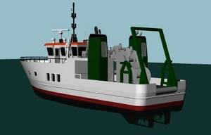 Graphic illustrations courtesy of Great Lakes Shipyard