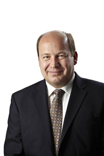 Götz Lehsten, Executive Vice President, OW Bunker