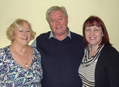 Guardian Management Team Teresa Stevens, David Stevens & Jean Winfield