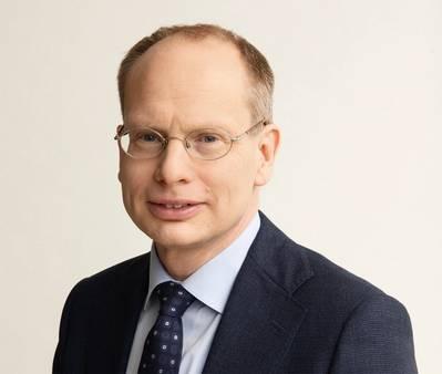 Hakan Agnevall, Wärtsilä President and CEO. ©2021 Wärtsilä Corporation