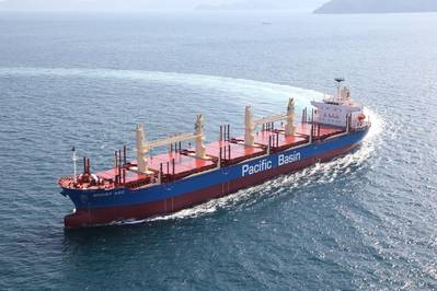 Handysize bulk carrier (Photo: © Pacific Basin)