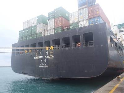 Hanjin Malta (Photo: Diana Containerships)