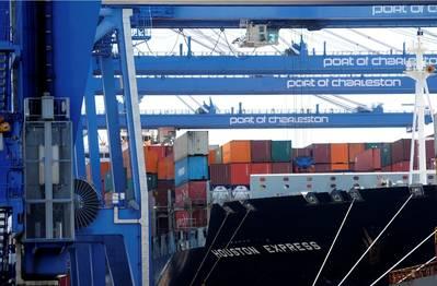 Hapag-Lloyd Photo South Carolina Ports Authority