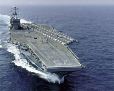 Harry S. Truman (CVN-75) (Photo: U.S. Dept. of Defense)