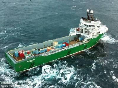 Havila Herøy - Image by Nerijus Tucas / MarineTraffic