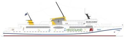 Helgoland Ferry